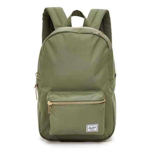 b28eb4766bd3 Herschel Supply Company Handbags - Olive Green Herschel Backpack